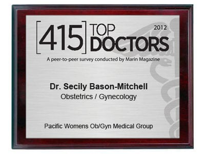 Dr  Secily Bason-Mitchell - Pacific Women's OB/GYN Medical Group